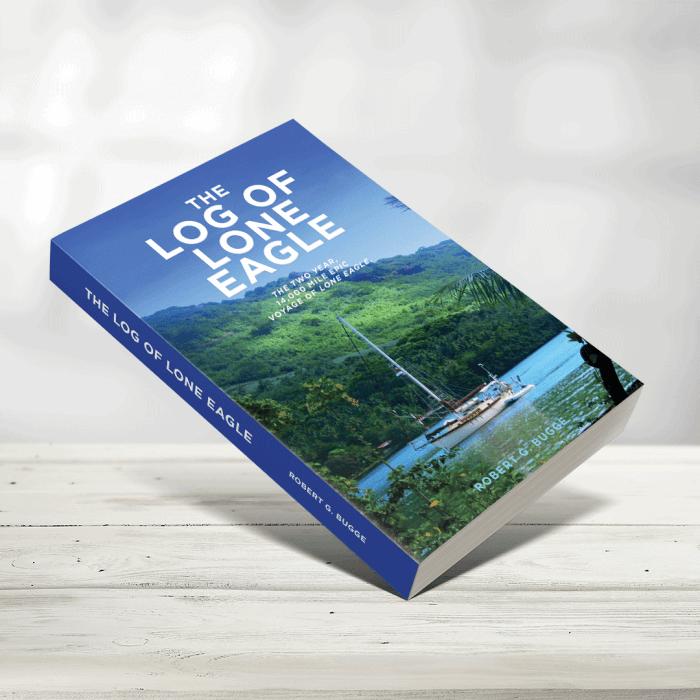 lone-eagle-book-cover-design